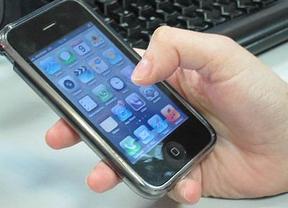 La prohibición de los móviles en los aviones a punto de caer