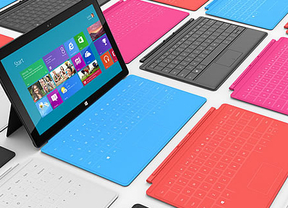 Microsoft estrena tablet para competir con el iPad de Apple: Surface