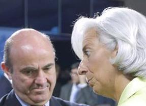 Política del palo y la zanahoria del FMI: tras las críticas a España, ahora Lagarde nos piropea