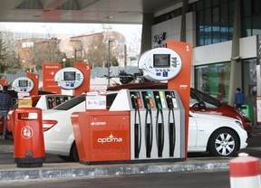'Subidón' en la gasolina: la super 95 cuesta 1,477 euros el litro, un 1,5% más que la semana pasada
