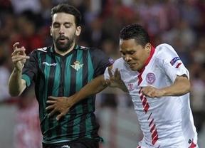 El 'Eurobetis' se olvida de la Liga española para humillar a domicilio al Sevilla en la de Europa (0-2)