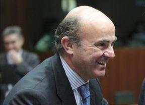 De Guindos sigue 'peleando' con Europa: asegura que los datos del déficit español serán positivos