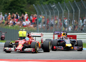 Alonso: 'Me gustaría estar luchando por el podio, pero es lo que toca'