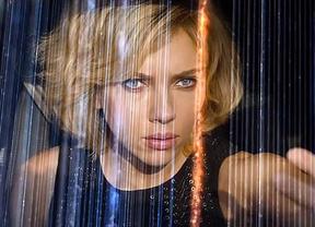 Estrenos de la semana: Scarlett Johansson adquiere poderes sobrenaturales en 'Lucy'