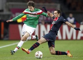 El Athletic, que ya era primero, no se jugaba nada en París y se vuelve con un indiferente 4-2
