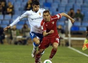 El exsevillista Manolo Jiménez aspira con el Zaragoza a vengarse de su exequipo y echarlo de la Copad