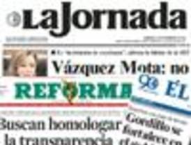 El Universal afirma que Gordillo se posiciona en el gobierno de Calderón