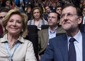 Aguirre espera que Rajoy cambie leyes ideológicas de la etapa de Zapatero antes del fin de legislatura