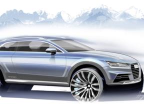 Audi desvela un prototipo de crossover compacto en el Salón de Detroit