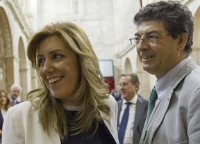 PSOE e IU se reúnen para concretar lo que parece un secreto a voces: el adelanto electoral en Andalucía