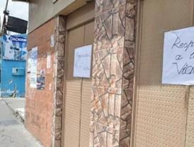 Comerciantes de Guarenas protestaron contra la inseguridad