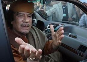 Muerte de Gadafi: España sacó sus F-18 ocho días antes... ¿se sabía algo?