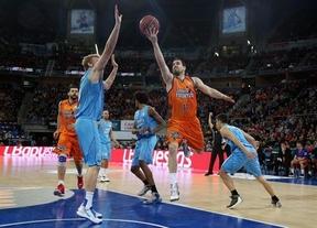 El Valencia Basket abusa de un Estudiantes sin alma (77-59)