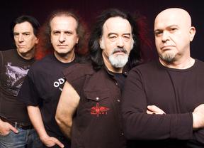 El mítico Barón Rojo sigue volando con el mejor rock en su nuevo disco
