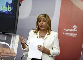 Valenciano cree que de la Conferencia saldrá un PSOE 'más rojo, más morado, y más verde'