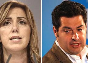 Los primeros sondeos a pie de urna dan una cómoda y esperada victoria al PSOE en Andalucía