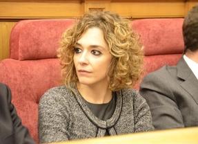 Beatriz Labián toma posesión de su escaño como diputada regional