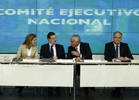 Nueva y tensa reunión del Comité Ejecutivo del PP: Rajoy volverá a ver a sus barones sin comunicarles los candidatos para Madrid o Valencia