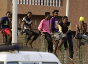 La valla de Melilla vuelve a la actualidad: nuevo intento de asalto por subsaharianos