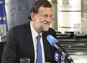 Rajoy pone en su sitio al presidente de Madrid: el euro por receta es