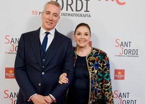 Mónica Randall, Premio Sant Jordi: 'Sólo me daban papeles de mala y respondona, hasta que me cansé y lo dejé'