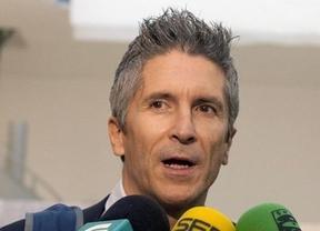 En libertad el joven detenido en durante la intervención de Grande-Marlaska en Cádiz