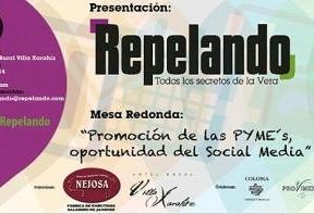 Nace Repelando.com, web para promoción 2.0 y Social Media de la Vera y sus pymes