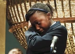 Maguette, la responsabilidad de una niña, ejemplo para todos