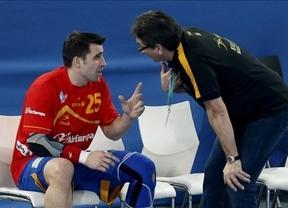 España se impone a Egipto (29-24) y ya tiene un pie en octavos