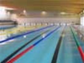 La natación de alta competición cuenta con una piscina cubierta y climatizada en el Río Esgueva