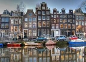 Ámsterdam, la ciudad de Europa más 'otoñal'