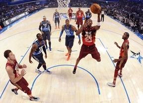 La NBA pasa de la ÑBA: ni un jugador español ha sido convocado para el All Star
