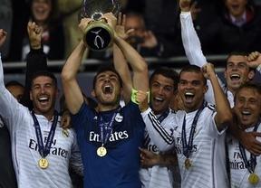 Supercopa de Europa: Ronaldo conduce al Real Madrid a iniciar la temporada alzando un nuevo título ante el Sevilla (2-0)