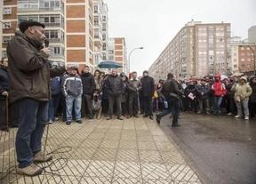 Gamonal: nueva noche de manifestaciones en varias ciudades para pedir la liberación de los detenidos en Burgos que se salda con más arrestos