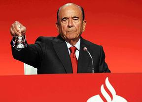 Botín sí que saborea brotes verdes: el Santander ganó hasta septiembre un 77% más