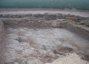 Localizan los restos de un templo romano en un pueblo de Albacete