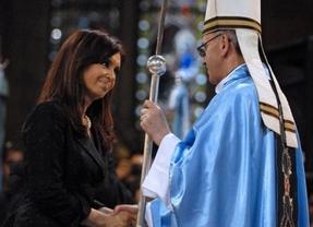 El Papa Francisco y Cristina Kirchner se reúnen a pesar del matrimonio homosexual