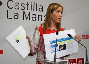 El PSOE dice que desde que gobierna Cospedal la deuda ha crecido en 3.000 millones