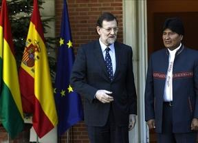 España se compromete a hacer de intermediaria para mejorar las relaciones de Bolivia con Europa