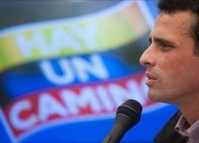 Elecciones Venezuela: Capriles ganaría a Maduro por 12 puntos según un sondeo de intención de voto