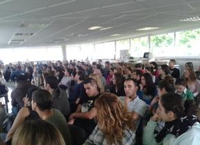 La iniciativa 'Educa2020' arrasa en su visita a Vigo: más de 450 alumnos hablan de emprendimiento