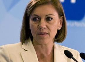 Cospedal condena 'rotundamente' el atentado de Túnez