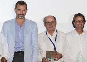 Antonio Brufau, premiado en Panamá por su labor empresarial en América Latina