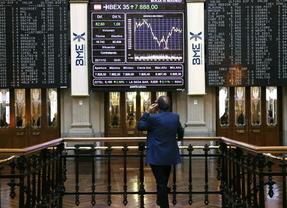 La bolsa inicia la semana inestable: cae un 0,76% en la apertura y la prima de riesgo se sitúa por encima de los 130 puntos