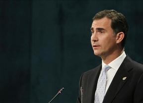 Los diputados que reclamaron un referéndum sobre la Jefatura del Estado darán 'plantón' a Felipe VI