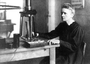 Toledo acoge hoy el homenaje de España a Marie Curie