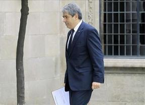 Francesc Homs desvincula al Govern de los planes para crear un ejército catalán