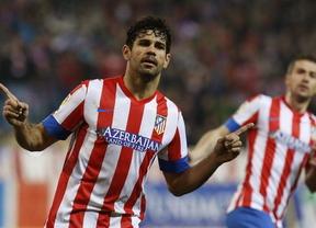 Diego Costa vuelve a hacer de Falcao ante un Betis inoperante: gol, tres puntos y récord de victorias (1-0)