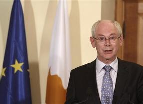 Van Rompuy, otro 'creyente' en la 'salvadora' unión bancaria
