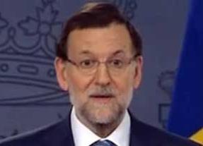 Rajoy se ríe del 'caso Barcenas':